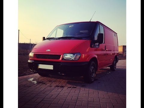Вибір Авто #31. Тест-драйв Ford Transit Van