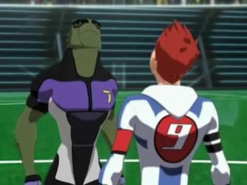 Galactik football numb remix youtube - Galactik football personnage ...