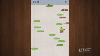 Doodle Jump на iPhone и iPod Touch