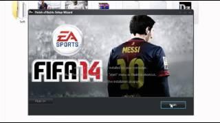 Cara instal FIFA 14