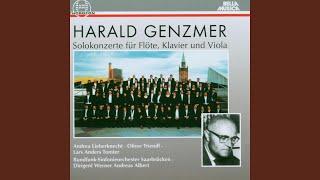 Konzert für Viola und Orchester: III. Burleske. Vivace