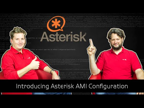 Asterisk Tutorial 56 - Asterisk AMI Configuration [english]