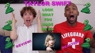 Baixar Taylor Swift - Look What You Made Me Do - Review/Reaction