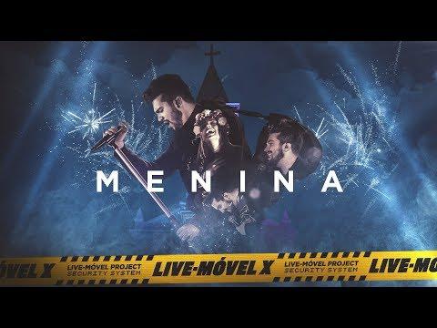 Luan Santana | Menina (Video Oficial) - Live-Móvel