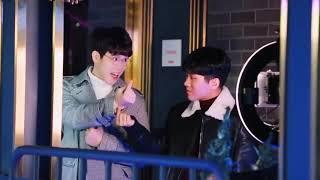 Gambar cover [Making Film] 스타쉽 플래닛 (Starship Planet) 2018 - '벌써 크리스마스 (Christmas Time)' MV - 마인드유 편집
