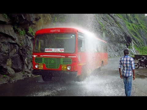 Exciting Monsoon Getaway Near Mumbai and Pune - MALSHEJ Ghat !!