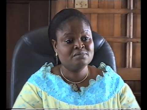 LAGOS STATE DEPUTY GOVT MRS JOKE ORELOPE