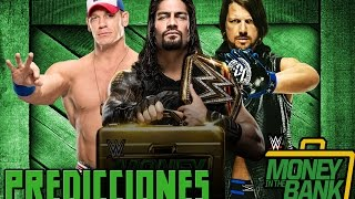 Predicciones WWE Money in the Bank 2016 Loquendo (SL3000) Ft Deportes y Luchas.com