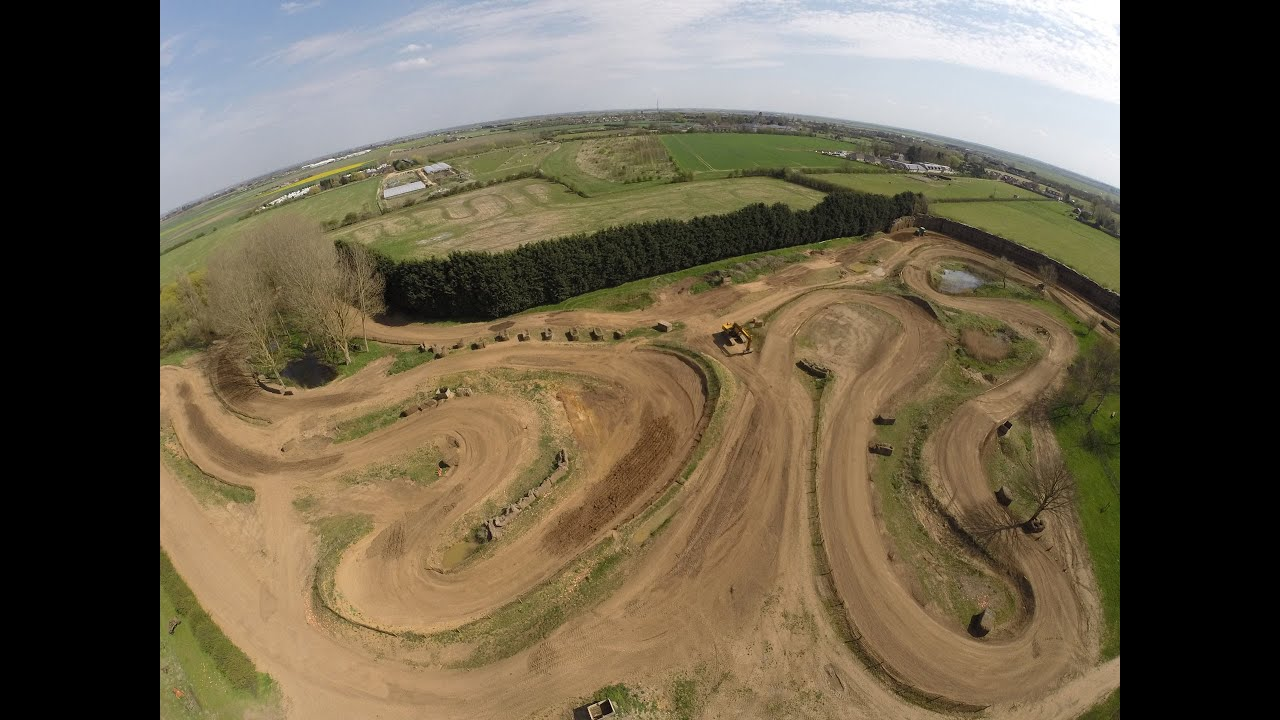 Track Attack Washbrook Farm Motocross Track Review Youtube