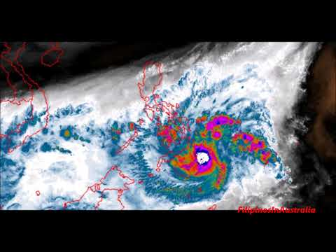 Tropical Storm VINTA threatens the Southern Philippines less than a week after deadly URDUJA