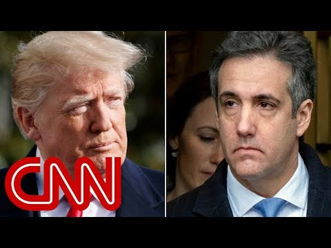 Trump seething after Cohen sentencing