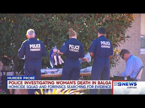 Murder Probe | 9 News Perth
