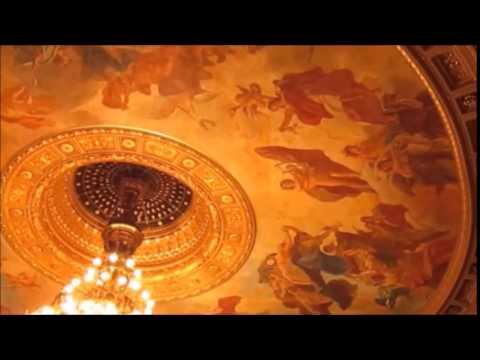 Budapest - Hungarian State Opera House 布达佩斯 匈牙利国家歌剧院