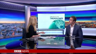 Jacyn Heavens BBC World News - Business Live