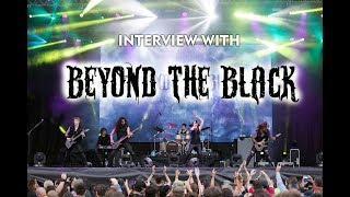 Beyond The Black interview at ARTmania Festival 2017