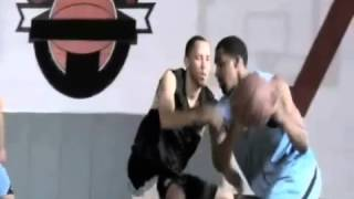 Уроки баскетбола от Тейшона Принца. Защита, сидя на ногах