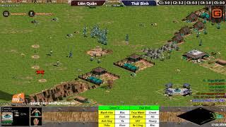 C4T2 | 4vs4 Random | Liên Quân vs Thái Bình | Ngày 17-02-2019