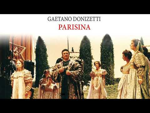 Donizetti. PARISINA D'ESTE (Devia, Gonzalez, Zancanaro, Kavrakos) It-Eng, Rus subs
