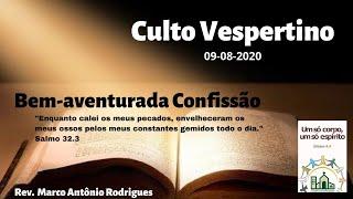 BEM-AVENTURADA CONFISSÃO - Salmo 32.1-11