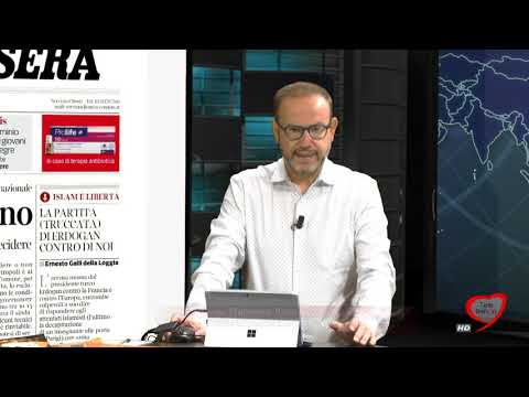 I giornali in edicola - la rassegna stampa 28/10/2020