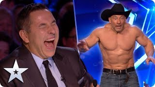 Now THAT'S VARIETY! | Britain's Got Talent