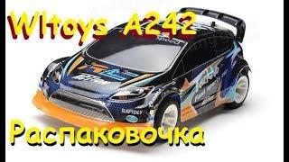 Р/у машина Wltoys A242 1:24 розпакування |MikeRC 2018 FHD