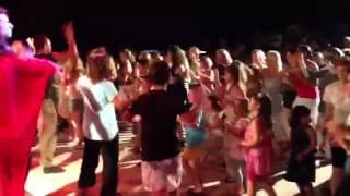 soire de danse  l htel le paradis palace hammamet