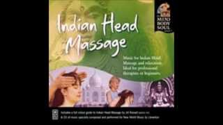 Indian Musica New Age For Head Massage