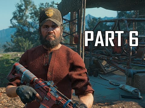 FAR CRY NEW DAWN Walkthrough Part 6 - Nick Rye (Let's Play Gameplay Commentary) thumbnail