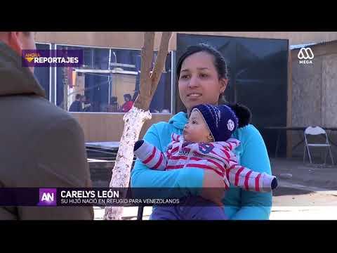 Venezolanos en Chile: El drama de los nuevos migrantes