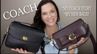COACH- TRYING COACH AGAIN