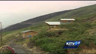 Mauna Loa showing signs of activity