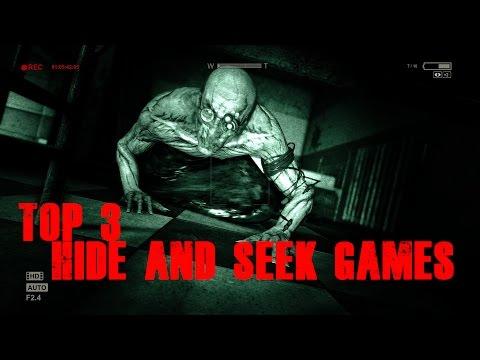 Top 3 Hide and Seek Games - (Survival Horror)
