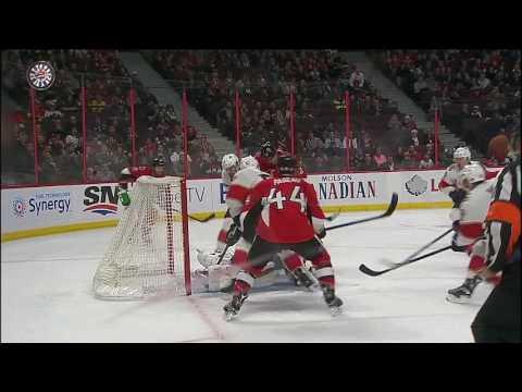 Florida Panthers vs Ottawa Senators | NHL | 19-NOV-2016