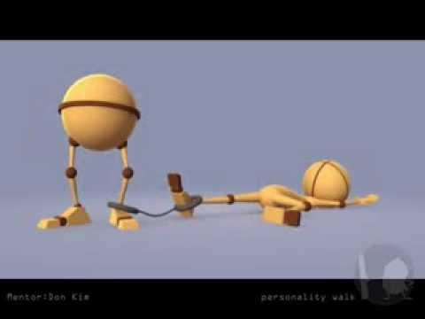 Animation Mentor Demo Reel