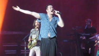 Yesterday - Imagine Dragons (Live in Vancouver)