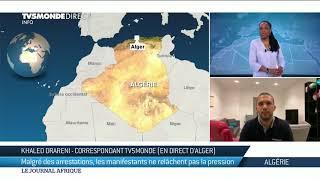 Algérie : 19ème vendredi de manifestations très encadré