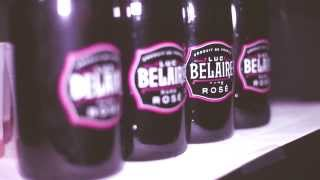 Belaire Rosé Launch Party