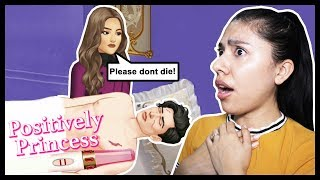 THE PRINCE IS DYING & IT'S ALL MY FAULT! - Positively Princess ( Episode 5 ) - App Game