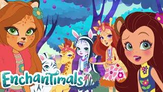enchantimals Россия Сказки из Эвервайлда: Волшебные плоды! Мультфильмы для детей