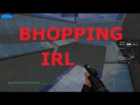 Gmod Bhop: Bhopping IRL Tutorial