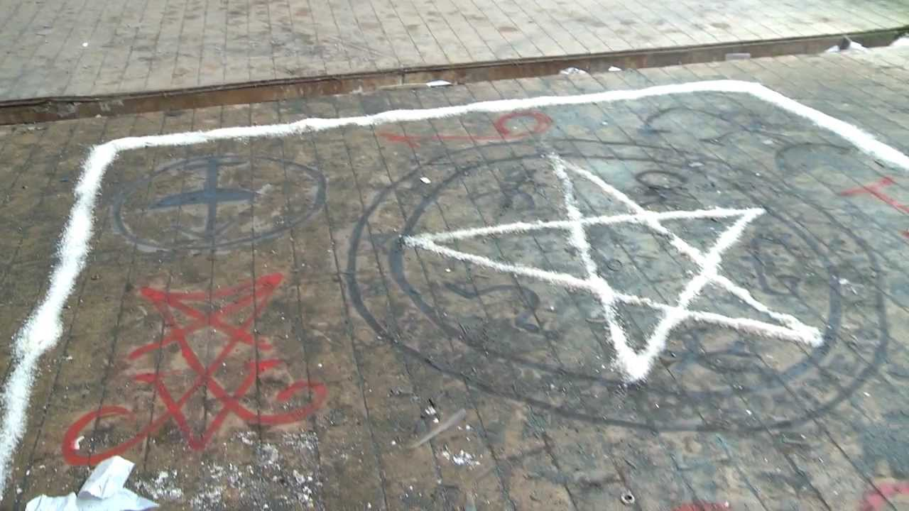 Download Rituais satânicos assustam população em Viseu