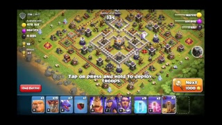 My Clash of Clans Stream! Give away of 11000 Power Bank