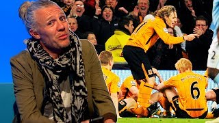 Phil Brown told me to WIND MY NECK IN! | Ask Jimmy Bullard
