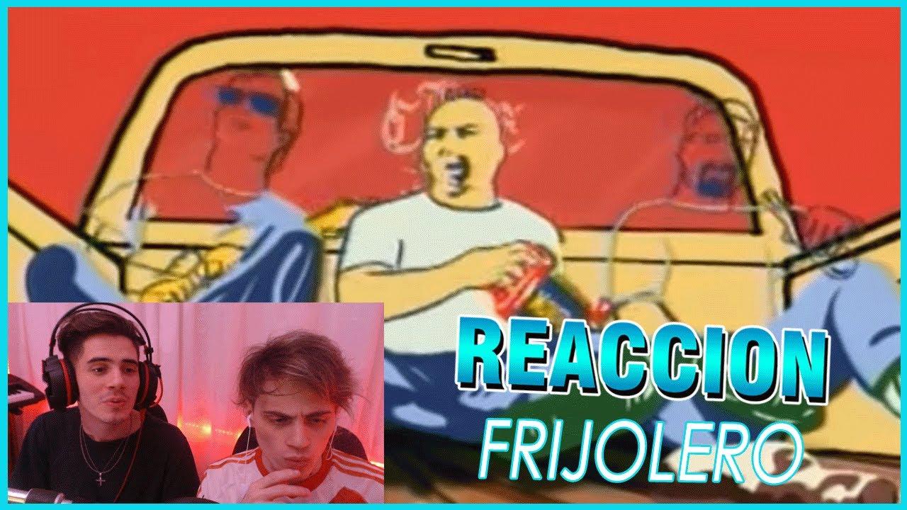 Download ARGENTINOS REACCIONAN A Molotov - Frijolero