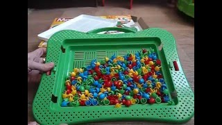 Мозаика для детей - обзор. Что подарить ребенку: мелкая моторика.