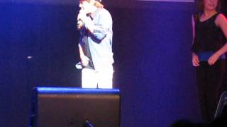 Matty B Concert in LA - Boyfriend/Scream & Shout