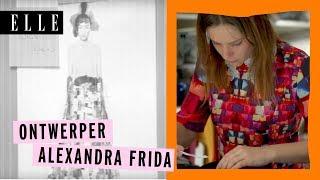 Modeontwerper Alexandra Frida | Creative Stories | ELLE