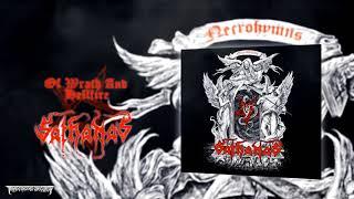 SATHANAS (US) - Of Wrath And Hellfire (Black/Thrash/Death Metal) Transcending Obscurity