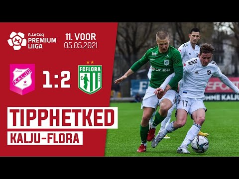 Nomme Kalju Flora Tallinn Goals And Highlights